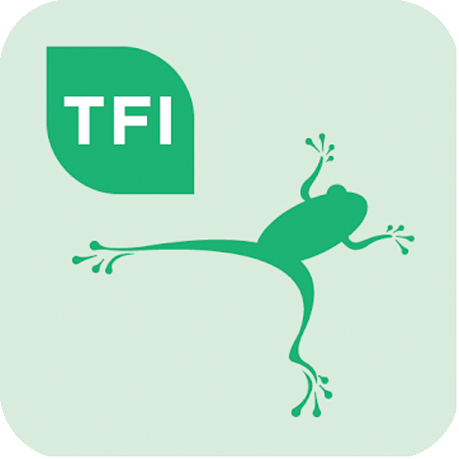 TFI Leap Card Top-Up App