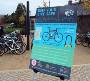 Bike Locks Campaign 2